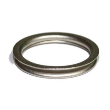 10x Budget Spark Plug Steel Crushable Washer Washers 14mm