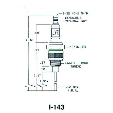 Auburn Ignitors I-143