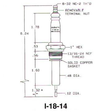 Auburn Ignitors I-18-14