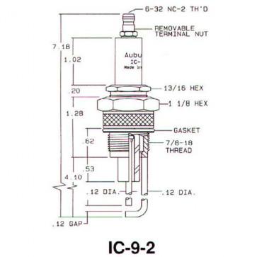 Auburn Ignitors IC-9-2