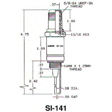 Auburn Ignitors SI-141