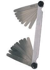 Tools - Draper - 18 Blade Metric & Imperial Feeler Gauge Set